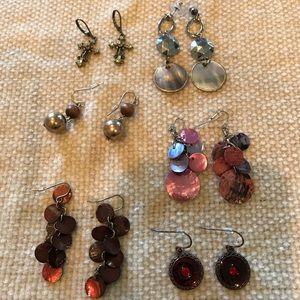Jewelry - Bundle earrings